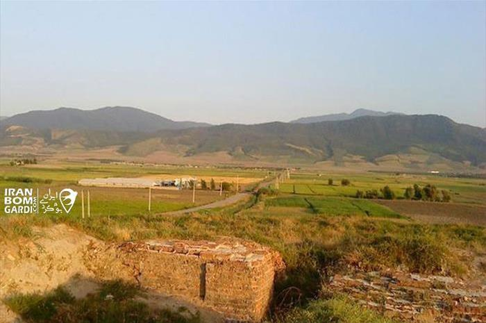 شهر تاریخی دشت حلقه