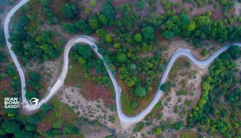 مسیر روستا فیلبند