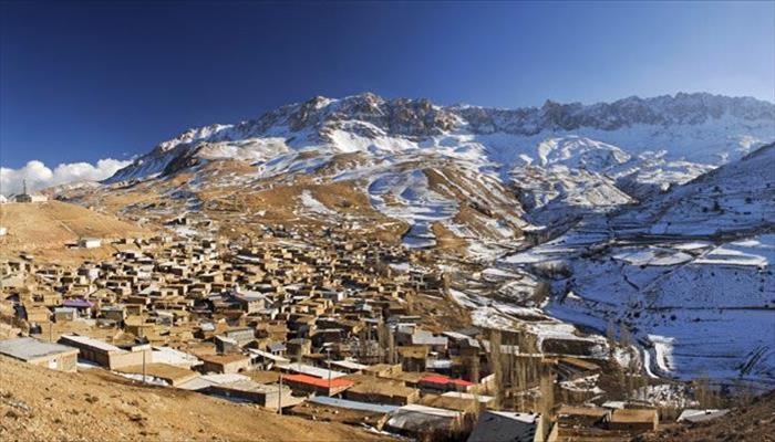 روستای شاه کوه گلستان