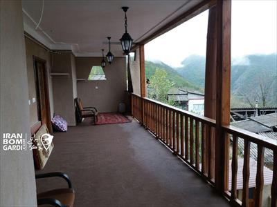 اقامتگاه بوم گردی پونه آرام 01 علی آباد کتول
