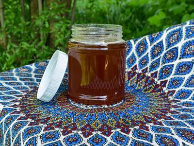 عسل ارگانیک فیروزکوه (بدون تغذیه شکر)