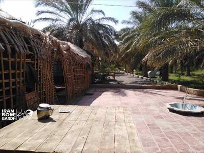 اقامتگاه بوم گردی سمیر آمیز فهرج - کرمان