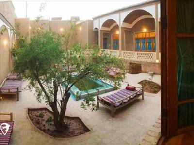 اقامتگاه بوم گردی سرای آقا محمد کاشان