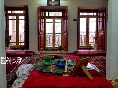 اقامتگاه سنتی یحیی بیک شیروان