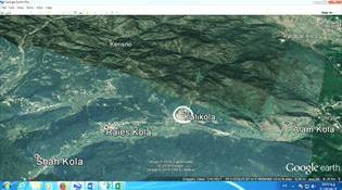 روستای کالی کلا