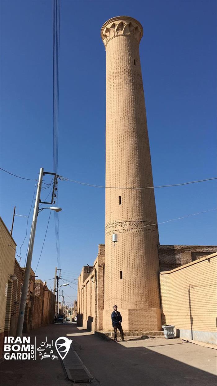 مسجد پامنار زواره 19
