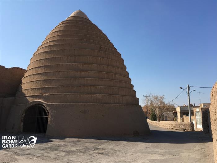 بافت تاریخی زواره اصفهان 25