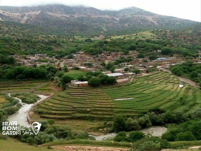 روستای زیبای دوپلان