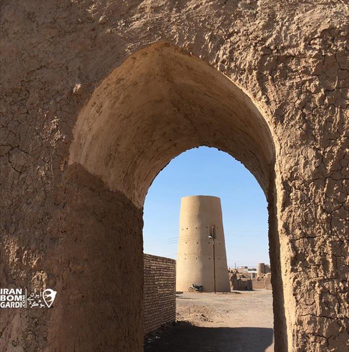 بافت تاریخی شهر زواره 12