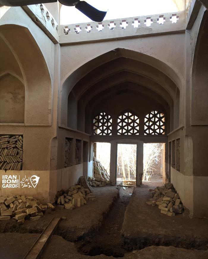 بافت تاریخی شهر زواره 16