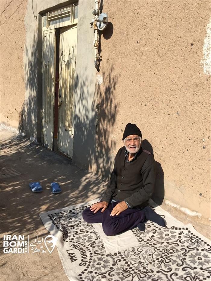 بافت تاریخی زواره اصفهان 22