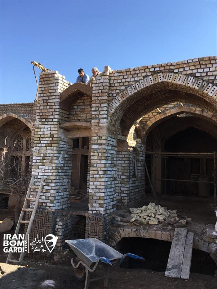 بافت تاریخی شهر زواره 15