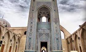 مسجد جامع کبير يزد