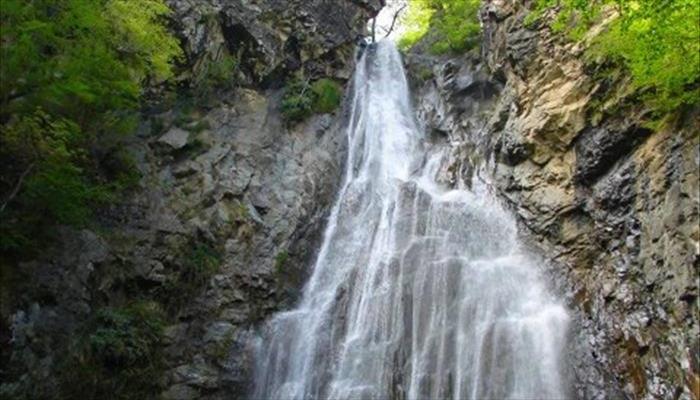 آبشار ميلاش رودسر