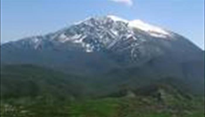 کوه درفک (قله دلفک)