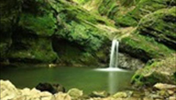 آبشار سنگ نو، بهشهر