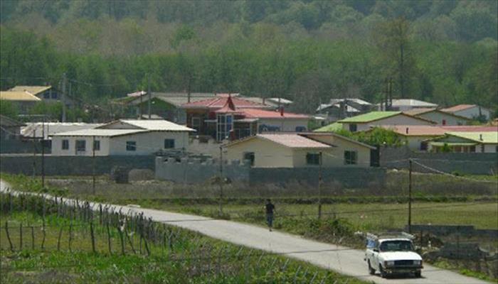 روستای متوریج شهرستان محمود آباد