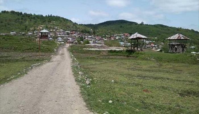 روستای کالی کلا شهرستان سواد کوه شمالی