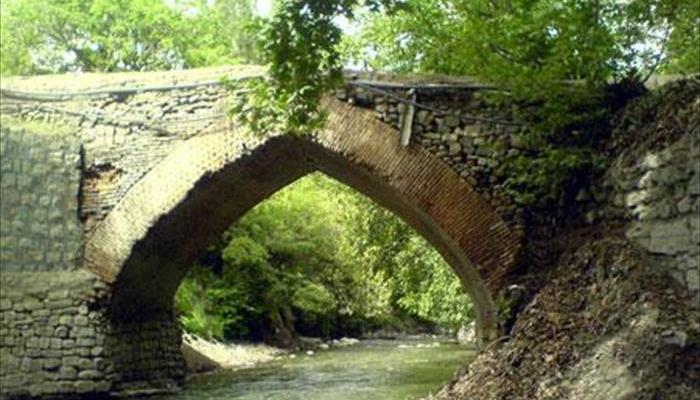پل تاريخي برغان