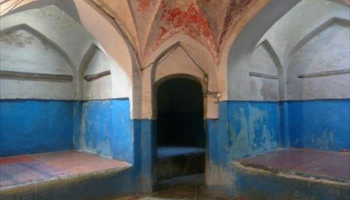 حمام تاريخي آينه ورزان