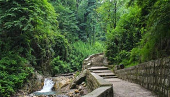پارک جنگلی کبودوال
