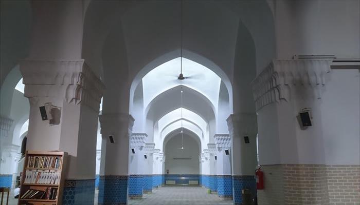 مسجد ملا اسماعيل يزد