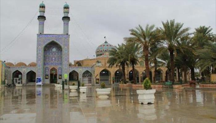 شهرستان بافق