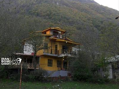 اقامتگاه روستایی آزارک جنت رودبار - رامسر