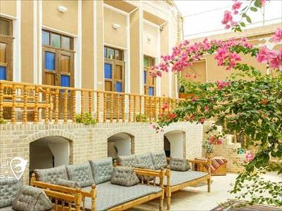 اقامتگاه سنتی قنات یزد