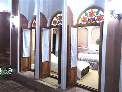 اقامتگاه بوم گردی عمارت سه دری یزد
