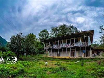 اقامتگاه بوم گردی جنگلی در رودبار