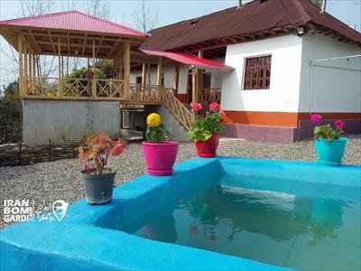 خانه روستایی در سوادکوه (مینسی)