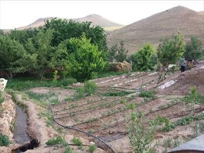 اقامتگاه بوم گردی چشمه باشی زنجان