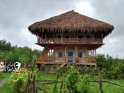 اقامتگاه بوم گردی لوتکا 1 رشت