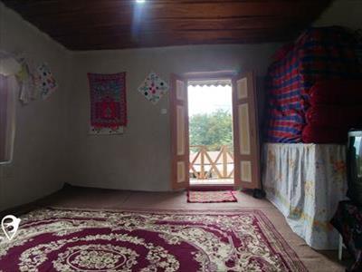اقامتگاه بوم گردی کلبه جوزک علی آباد کتول