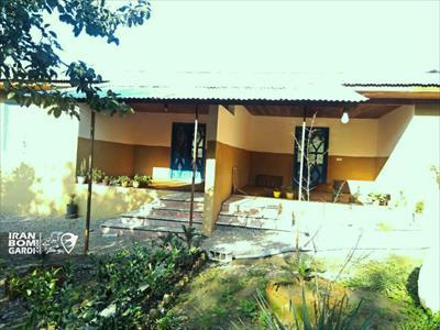 اقامتگاه روستایی سرای رستم سوادکوه شمالی
