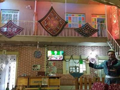 اقامتگاه سنتی دورانتاش شوش