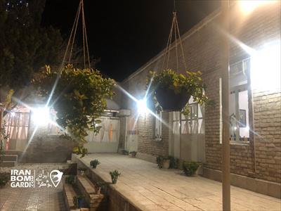 اقامتگاه بوم گردی منقل شهر بابک