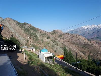اقامتگاه روستایی دهکده زیبا قزوین