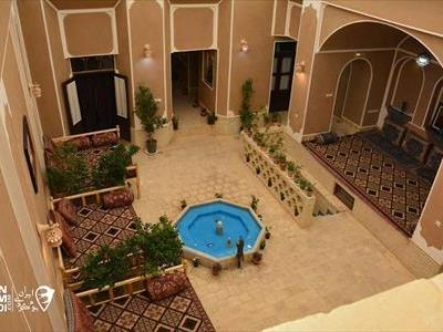 اقامتگاه بوم گردی تاج الملوک یزد