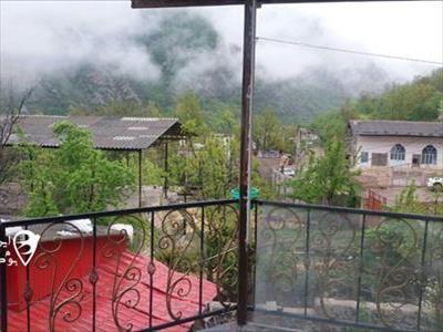 اقامتگاه بوم گردی پونه آرام 02 علی آباد کتول