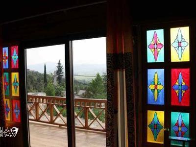 مجموعه اقامتی نزدیک سد لفور (سوادکوه)